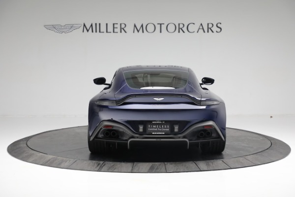 Used 2020 Aston Martin Vantage for sale $139,900 at Aston Martin of Greenwich in Greenwich CT 06830 5