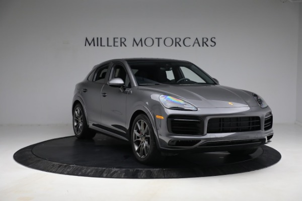 Used 2021 Porsche Cayenne GTS Coupe for sale Sold at Aston Martin of Greenwich in Greenwich CT 06830 10