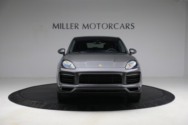 Used 2021 Porsche Cayenne GTS Coupe for sale Sold at Aston Martin of Greenwich in Greenwich CT 06830 11