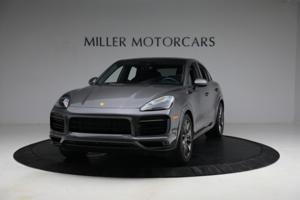 Used 2021 Porsche Cayenne GTS Coupe for sale Sold at Aston Martin of Greenwich in Greenwich CT 06830 12