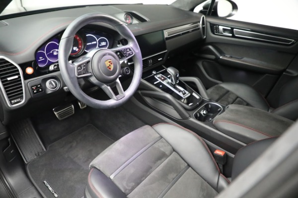 Used 2021 Porsche Cayenne GTS Coupe for sale Sold at Aston Martin of Greenwich in Greenwich CT 06830 14