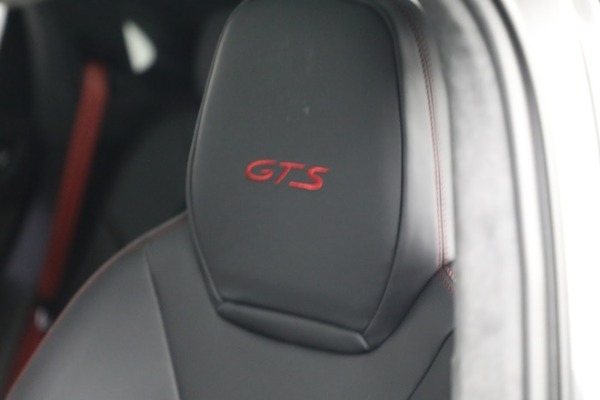 Used 2021 Porsche Cayenne GTS Coupe for sale Sold at Aston Martin of Greenwich in Greenwich CT 06830 17