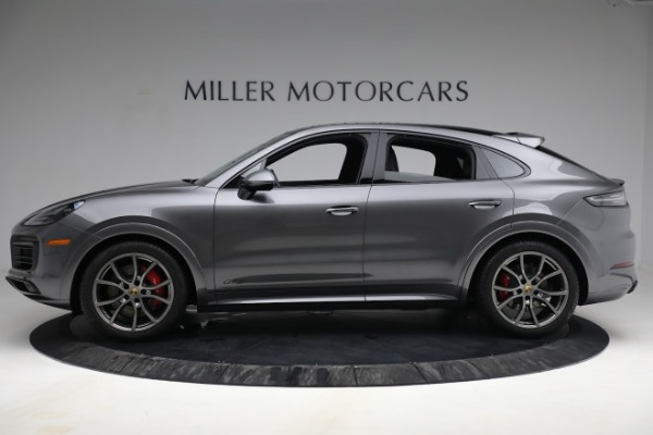 Used 2021 Porsche Cayenne GTS Coupe for sale Sold at Aston Martin of Greenwich in Greenwich CT 06830 2