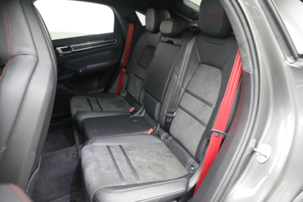 Used 2021 Porsche Cayenne GTS Coupe for sale Sold at Aston Martin of Greenwich in Greenwich CT 06830 22