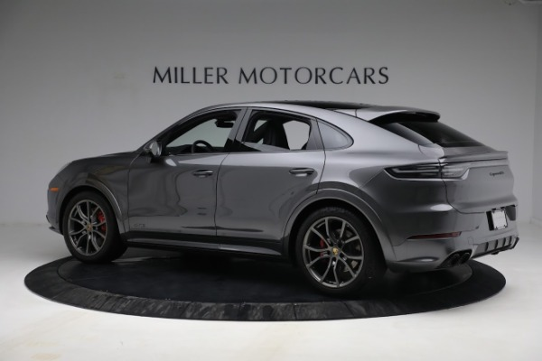 Used 2021 Porsche Cayenne GTS Coupe for sale Sold at Aston Martin of Greenwich in Greenwich CT 06830 3