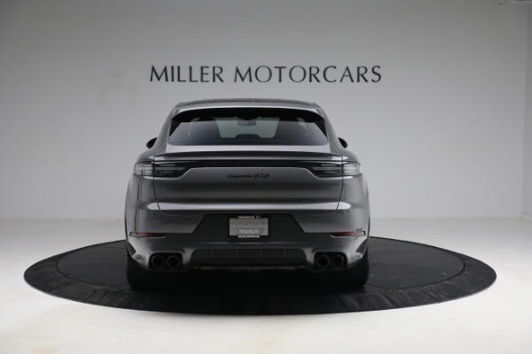 Used 2021 Porsche Cayenne GTS Coupe for sale Sold at Aston Martin of Greenwich in Greenwich CT 06830 5