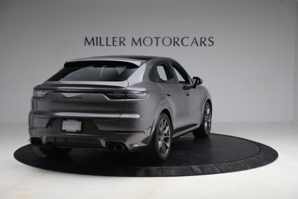 Used 2021 Porsche Cayenne GTS Coupe for sale Sold at Aston Martin of Greenwich in Greenwich CT 06830 6