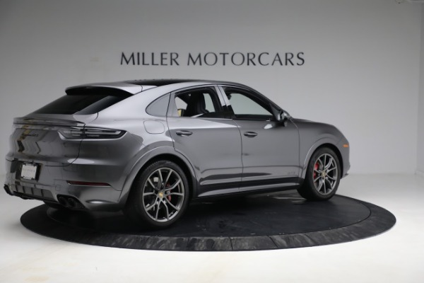 Used 2021 Porsche Cayenne GTS Coupe for sale Sold at Aston Martin of Greenwich in Greenwich CT 06830 7