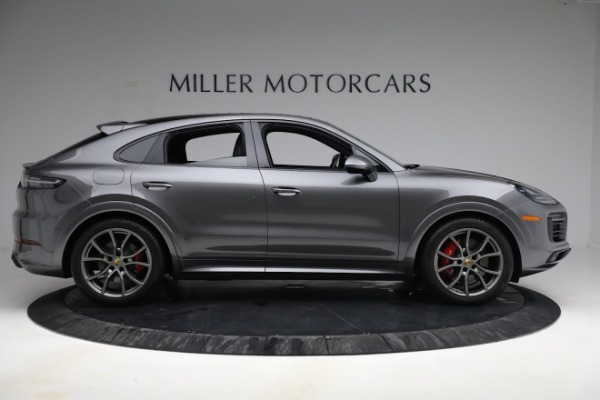 Used 2021 Porsche Cayenne GTS Coupe for sale Sold at Aston Martin of Greenwich in Greenwich CT 06830 8