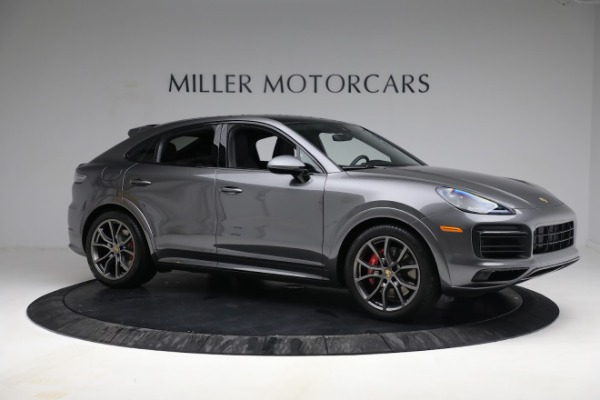 Used 2021 Porsche Cayenne GTS Coupe for sale Sold at Aston Martin of Greenwich in Greenwich CT 06830 9