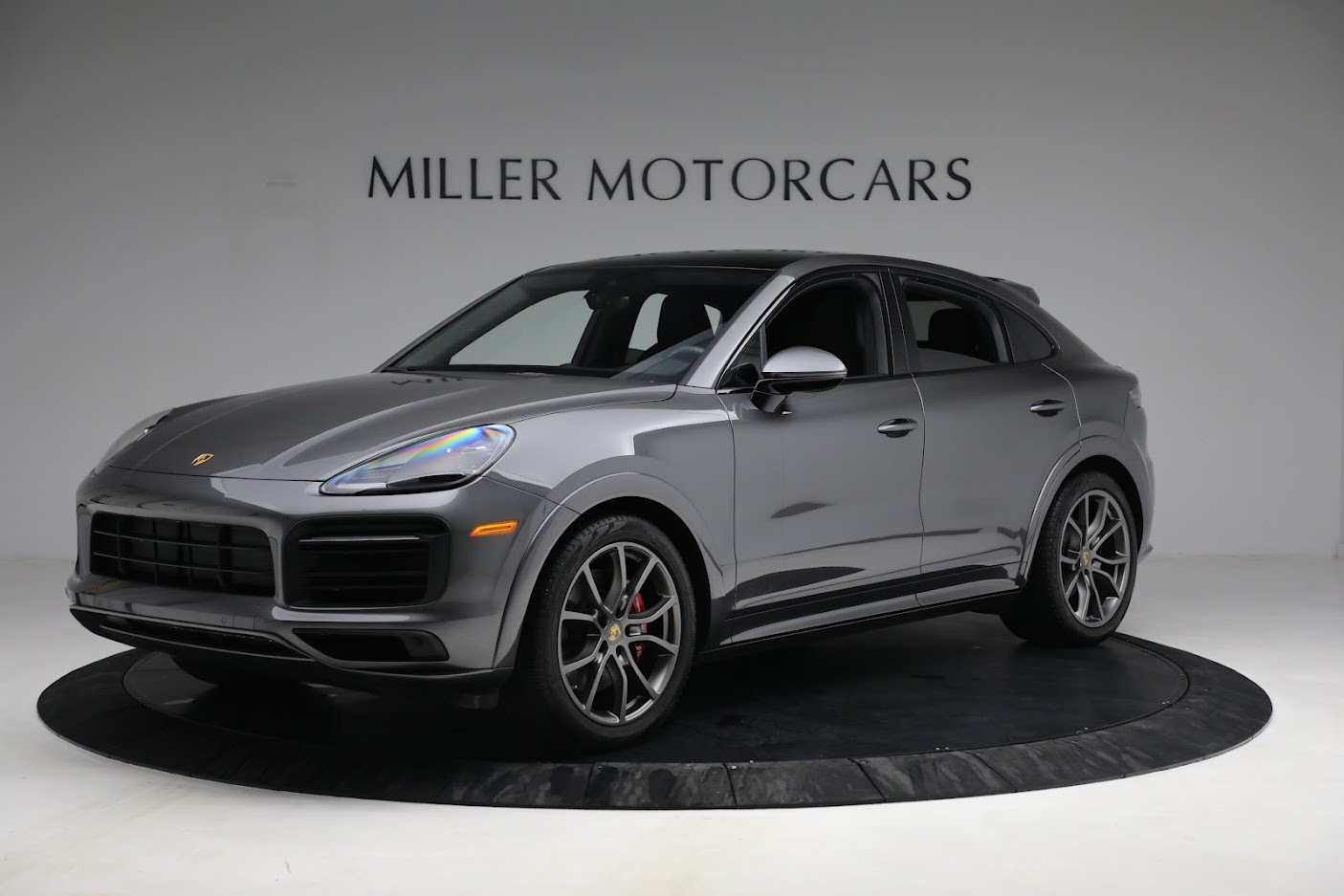 Used 2021 Porsche Cayenne GTS Coupe for sale Sold at Aston Martin of Greenwich in Greenwich CT 06830 1