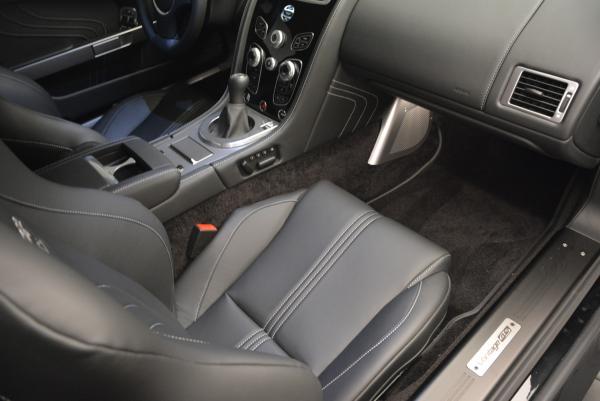 New 2016 Aston Martin V8 Vantage GTS S for sale Sold at Aston Martin of Greenwich in Greenwich CT 06830 19