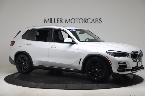 Used 2020 BMW X5 xDrive40i for sale Sold at Aston Martin of Greenwich in Greenwich CT 06830 10