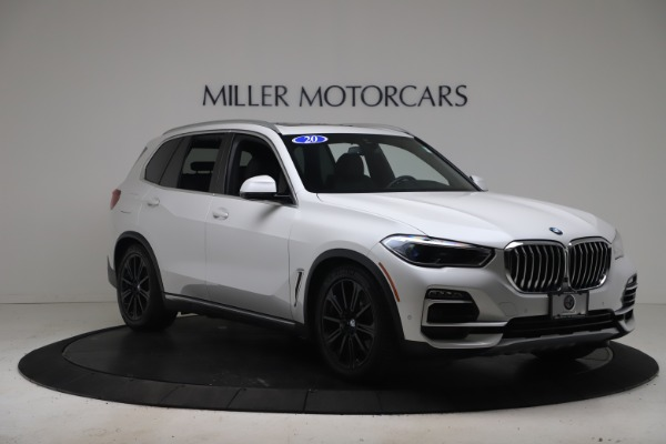Used 2020 BMW X5 xDrive40i for sale Sold at Aston Martin of Greenwich in Greenwich CT 06830 11
