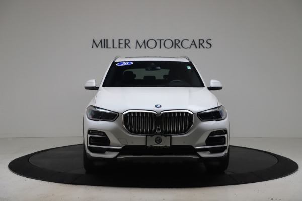 Used 2020 BMW X5 xDrive40i for sale Sold at Aston Martin of Greenwich in Greenwich CT 06830 12