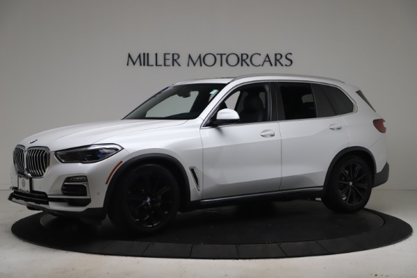 Used 2020 BMW X5 xDrive40i for sale Sold at Aston Martin of Greenwich in Greenwich CT 06830 2