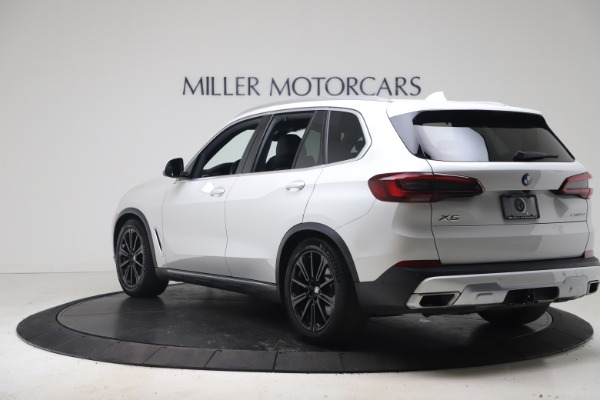 Used 2020 BMW X5 xDrive40i for sale Sold at Aston Martin of Greenwich in Greenwich CT 06830 5