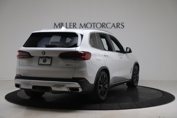 Used 2020 BMW X5 xDrive40i for sale Sold at Aston Martin of Greenwich in Greenwich CT 06830 7