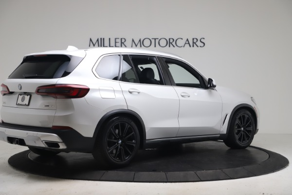 Used 2020 BMW X5 xDrive40i for sale Sold at Aston Martin of Greenwich in Greenwich CT 06830 8
