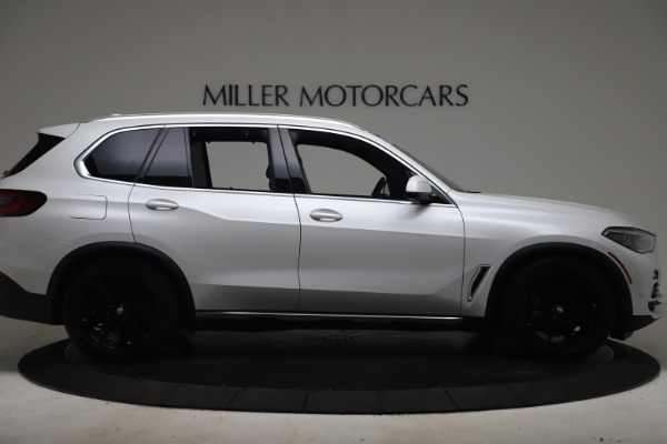 Used 2020 BMW X5 xDrive40i for sale Sold at Aston Martin of Greenwich in Greenwich CT 06830 9