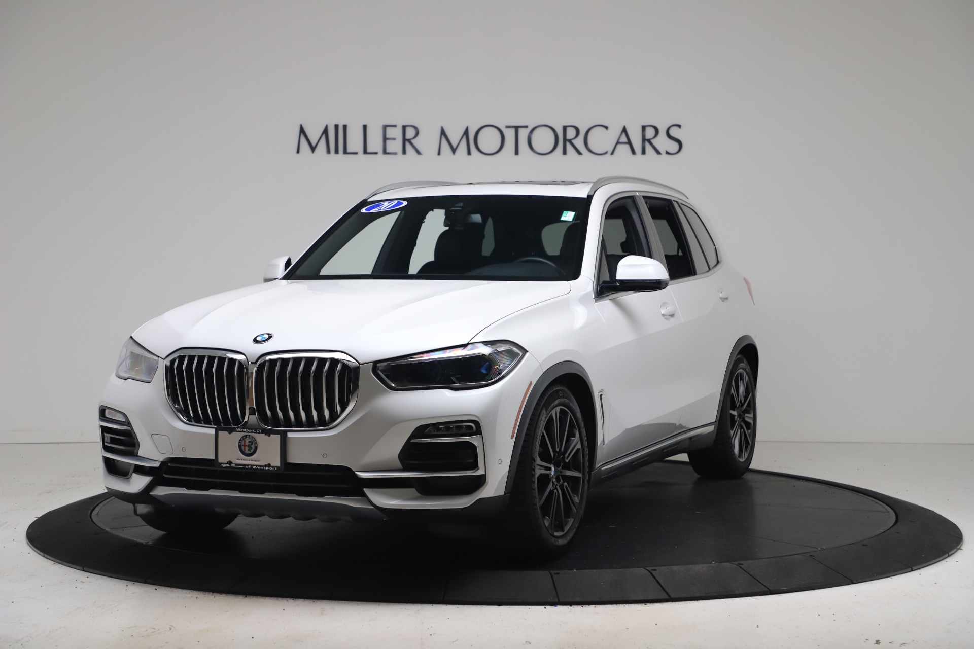 Used 2020 BMW X5 xDrive40i for sale Sold at Aston Martin of Greenwich in Greenwich CT 06830 1