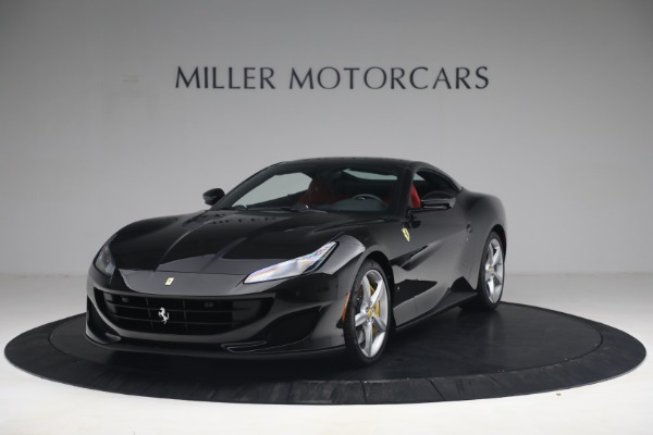 Used 2019 Ferrari Portofino for sale $245,900 at Aston Martin of Greenwich in Greenwich CT 06830 13