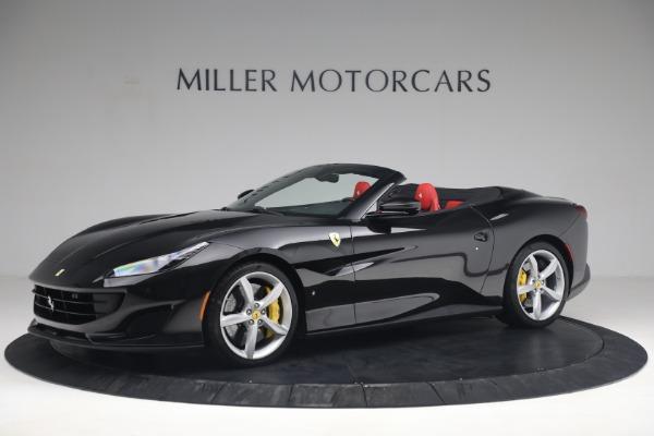 Used 2019 Ferrari Portofino for sale $245,900 at Aston Martin of Greenwich in Greenwich CT 06830 2