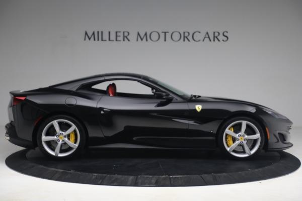 Used 2019 Ferrari Portofino for sale $245,900 at Aston Martin of Greenwich in Greenwich CT 06830 21