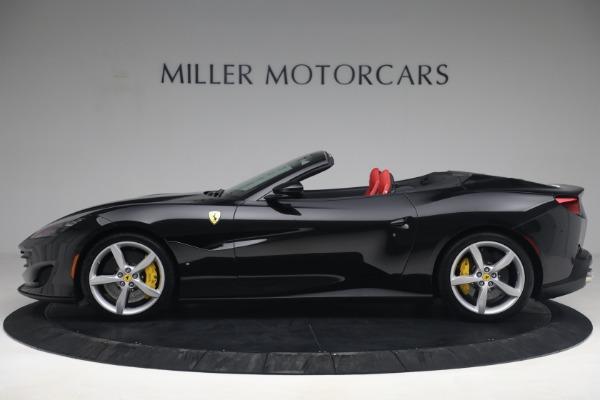 Used 2019 Ferrari Portofino for sale $245,900 at Aston Martin of Greenwich in Greenwich CT 06830 3