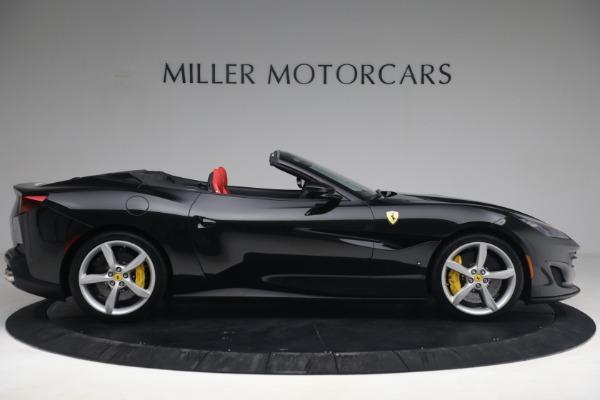 Used 2019 Ferrari Portofino for sale $245,900 at Aston Martin of Greenwich in Greenwich CT 06830 9