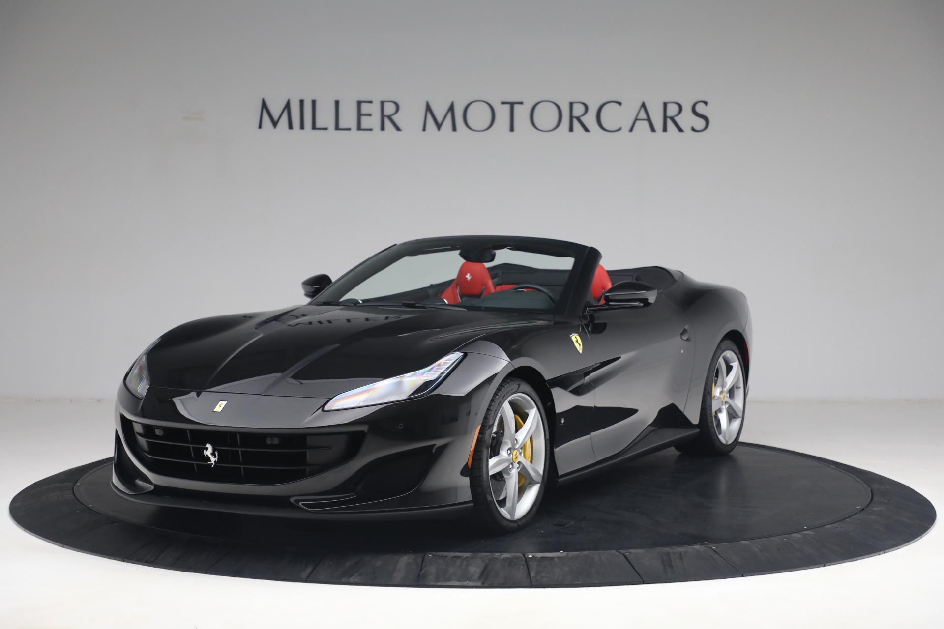 Used 2019 Ferrari Portofino for sale $245,900 at Aston Martin of Greenwich in Greenwich CT 06830 1