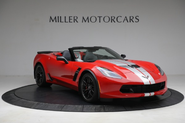 Used 2015 Chevrolet Corvette Z06 for sale $89,900 at Aston Martin of Greenwich in Greenwich CT 06830 11