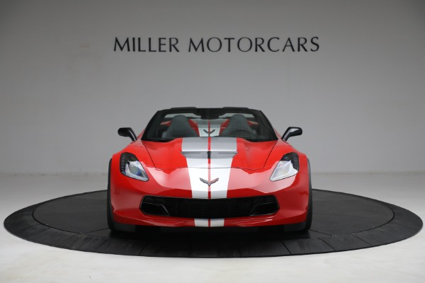 Used 2015 Chevrolet Corvette Z06 for sale $89,900 at Aston Martin of Greenwich in Greenwich CT 06830 12