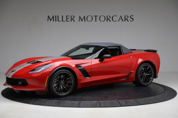 Used 2015 Chevrolet Corvette Z06 for sale $89,900 at Aston Martin of Greenwich in Greenwich CT 06830 14