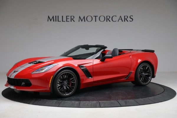 Used 2015 Chevrolet Corvette Z06 for sale $89,900 at Aston Martin of Greenwich in Greenwich CT 06830 2