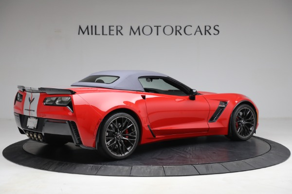 Used 2015 Chevrolet Corvette Z06 for sale $89,900 at Aston Martin of Greenwich in Greenwich CT 06830 20