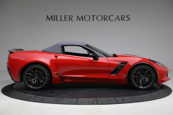 Used 2015 Chevrolet Corvette Z06 for sale $89,900 at Aston Martin of Greenwich in Greenwich CT 06830 21