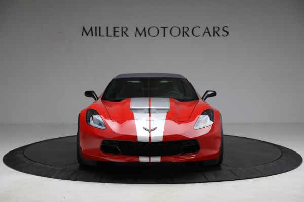 Used 2015 Chevrolet Corvette Z06 for sale $89,900 at Aston Martin of Greenwich in Greenwich CT 06830 24