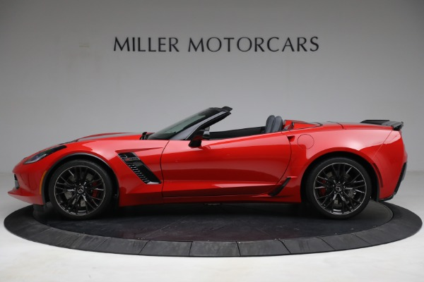 Used 2015 Chevrolet Corvette Z06 for sale $89,900 at Aston Martin of Greenwich in Greenwich CT 06830 3