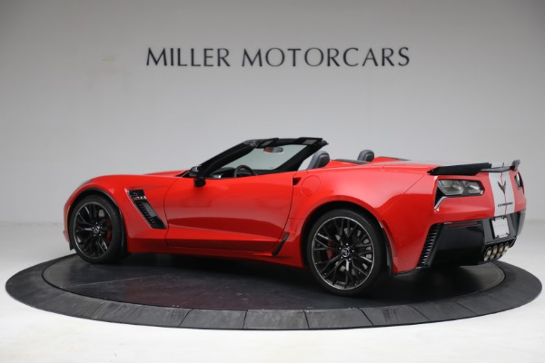 Used 2015 Chevrolet Corvette Z06 for sale $89,900 at Aston Martin of Greenwich in Greenwich CT 06830 4