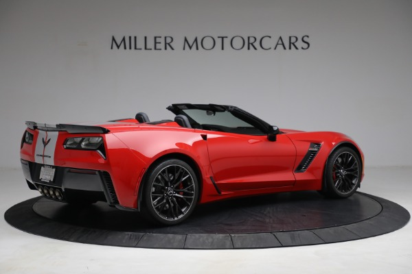 Used 2015 Chevrolet Corvette Z06 for sale $89,900 at Aston Martin of Greenwich in Greenwich CT 06830 8