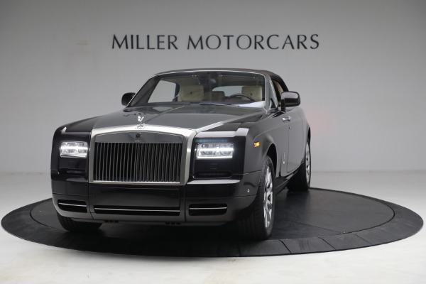 Used 2015 Rolls-Royce Phantom Drophead Coupe for sale Call for price at Aston Martin of Greenwich in Greenwich CT 06830 14