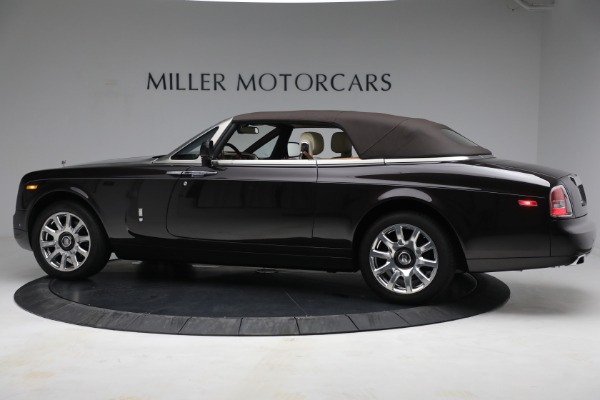Used 2015 Rolls-Royce Phantom Drophead Coupe for sale Call for price at Aston Martin of Greenwich in Greenwich CT 06830 17