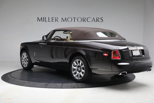 Used 2015 Rolls-Royce Phantom Drophead Coupe for sale Call for price at Aston Martin of Greenwich in Greenwich CT 06830 18