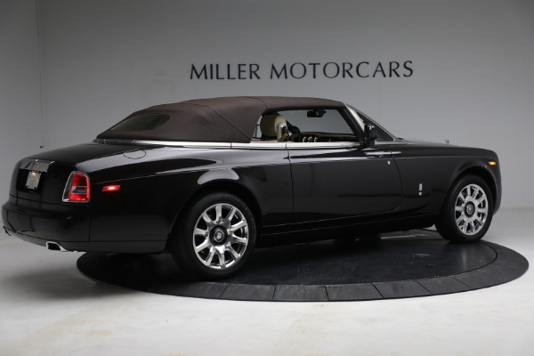 Used 2015 Rolls-Royce Phantom Drophead Coupe for sale Call for price at Aston Martin of Greenwich in Greenwich CT 06830 21