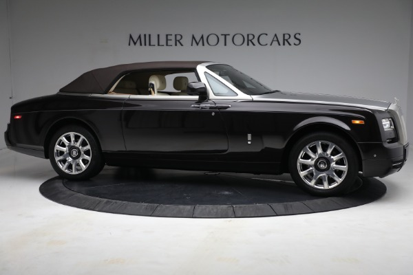 Used 2015 Rolls-Royce Phantom Drophead Coupe for sale Call for price at Aston Martin of Greenwich in Greenwich CT 06830 23