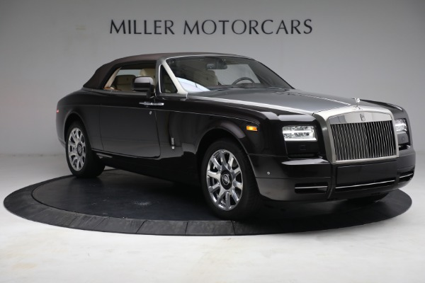 Used 2015 Rolls-Royce Phantom Drophead Coupe for sale Call for price at Aston Martin of Greenwich in Greenwich CT 06830 24