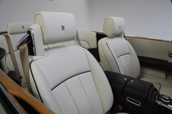 Used 2015 Rolls-Royce Phantom Drophead Coupe for sale Call for price at Aston Martin of Greenwich in Greenwich CT 06830 26