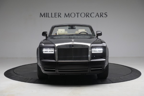 Used 2015 Rolls-Royce Phantom Drophead Coupe for sale Call for price at Aston Martin of Greenwich in Greenwich CT 06830 3