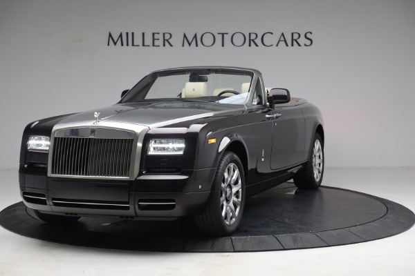 Used 2015 Rolls-Royce Phantom Drophead Coupe for sale Call for price at Aston Martin of Greenwich in Greenwich CT 06830 1